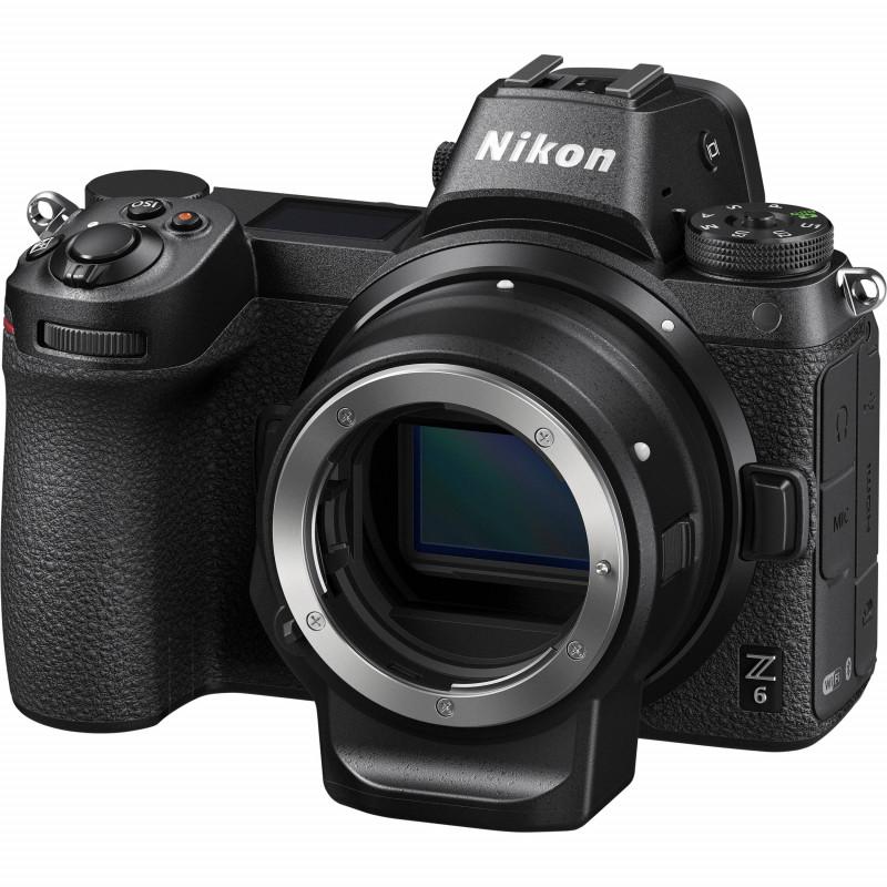 Nikon Z6 kere + Mount Adapter FTZ