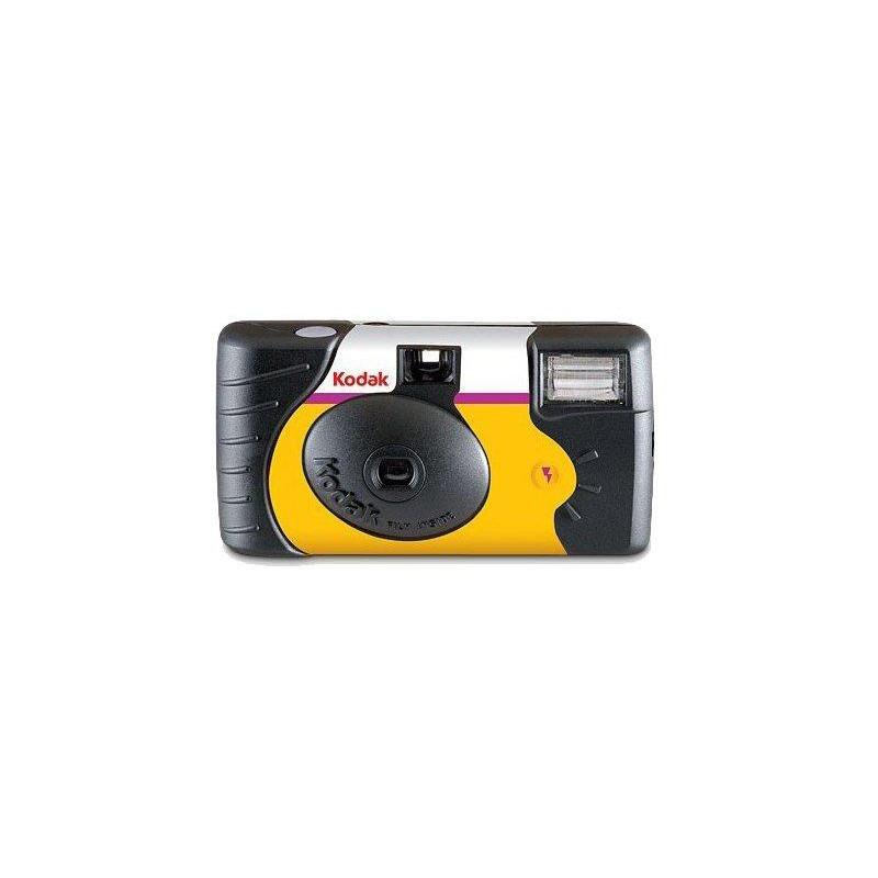 Kodak single use camera Power Flash 27+12
