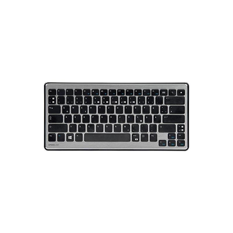 5be9e493c86 Speedlink CAREX Keyboard BT black USB - Keyboards - Photopoint