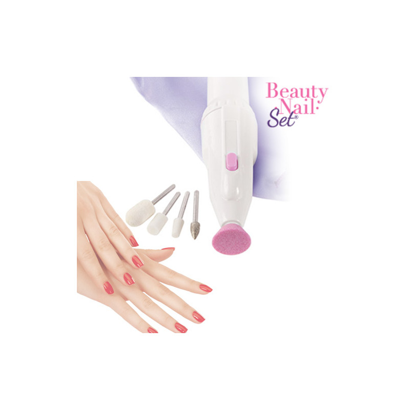 Beauty Nail Set Manicure Drill - Photopoint