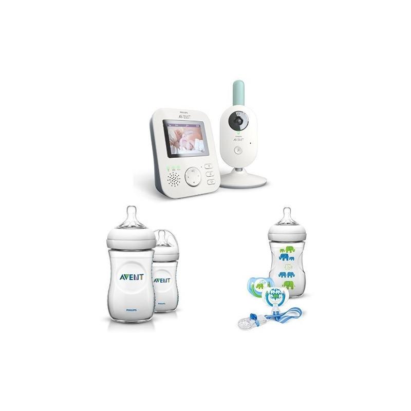 Philips beebimonitor Babyphone Avent SCD 620/26