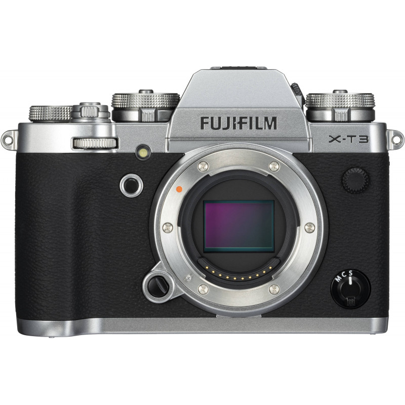 e5fd2b5f3af Fujifilm X-T3 body, silver - Mirrorless cameras - Photopoint