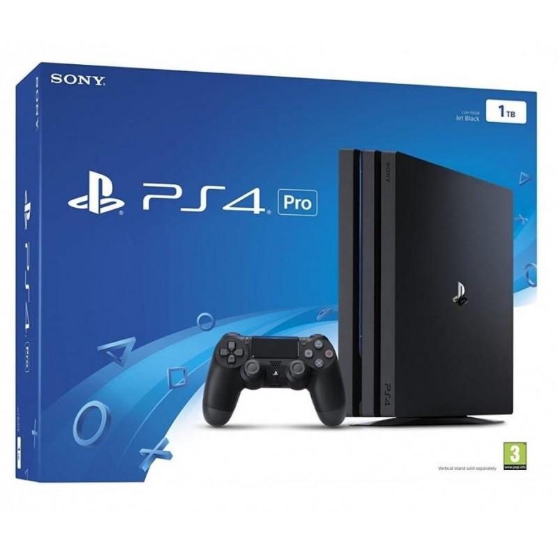 Playstation 4 Pro console Sony CUH-7116B  (HDD 1 TB)