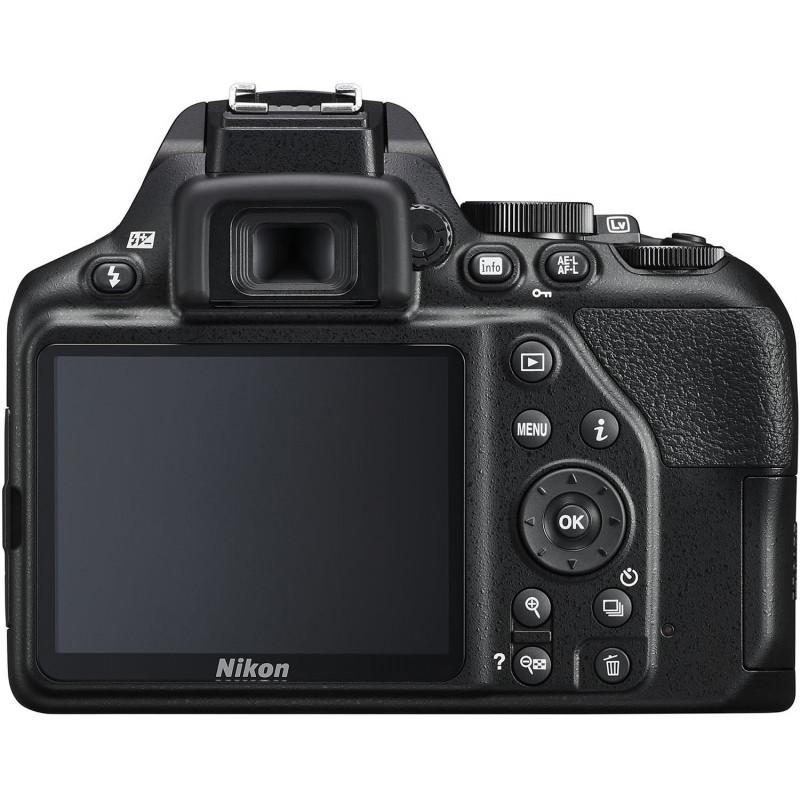 Nikon D3500 + 18-55mm AF-P Kit, must