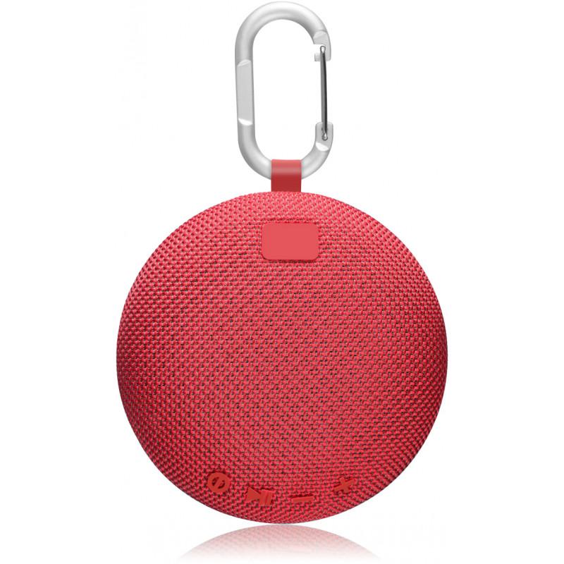 Platinet juhtmevaba kõlar Cross PMG14 BT, punane (44493)