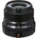 Fujinon XF 23mm f/2 R WR objektiiv, must