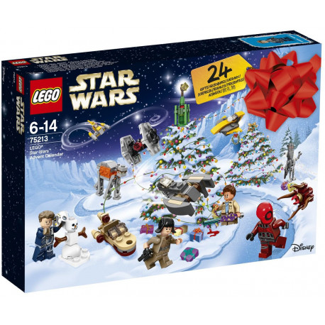 LEGO Star Wars advendikalender 2018 (75213)
