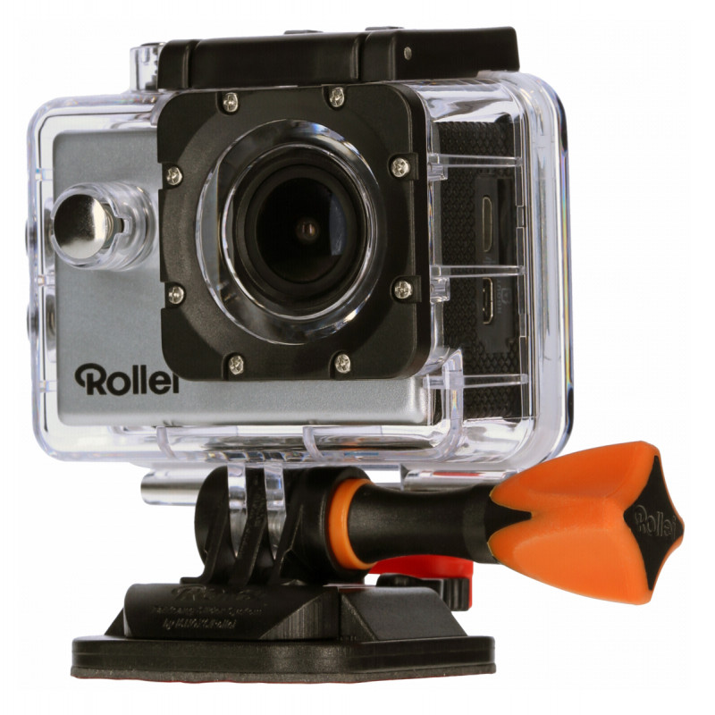 rollei actioncam 525 silver sports action cameras. Black Bedroom Furniture Sets. Home Design Ideas