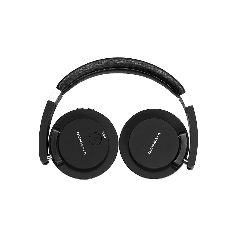 Vivanco headset BTHP260, black (37578)