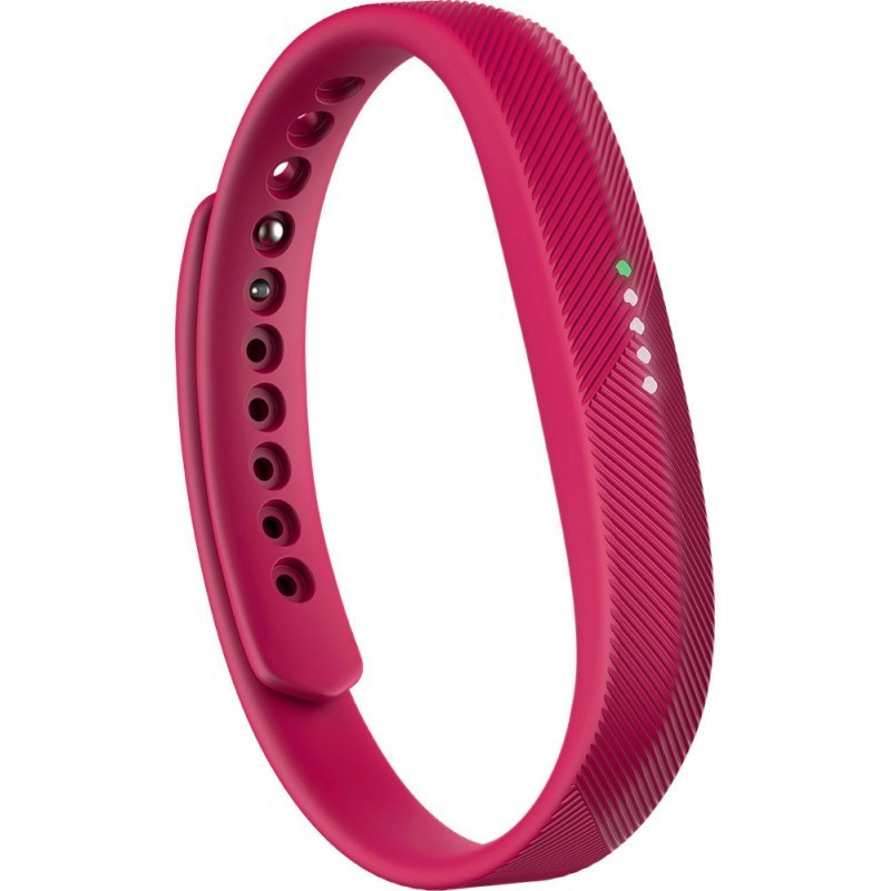 Fitbit activity tracker Flex 2, magenta