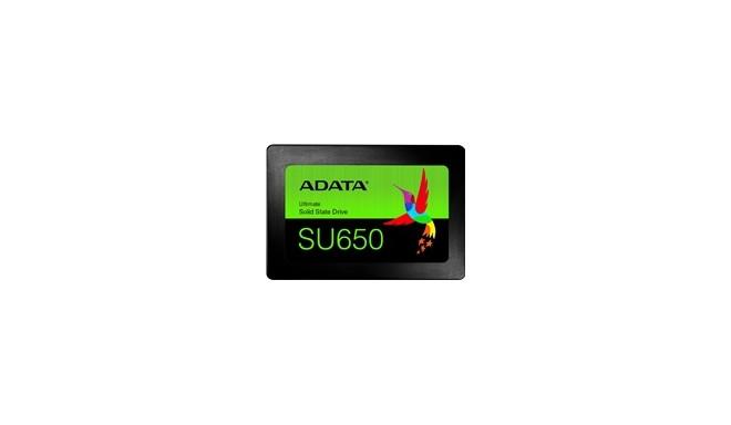 "Adata SSD SU650 960GB 2.5"" SATA3 3D"