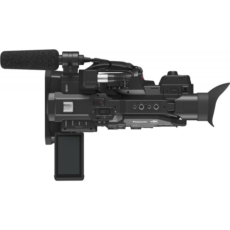Panasonic HC-X1, must
