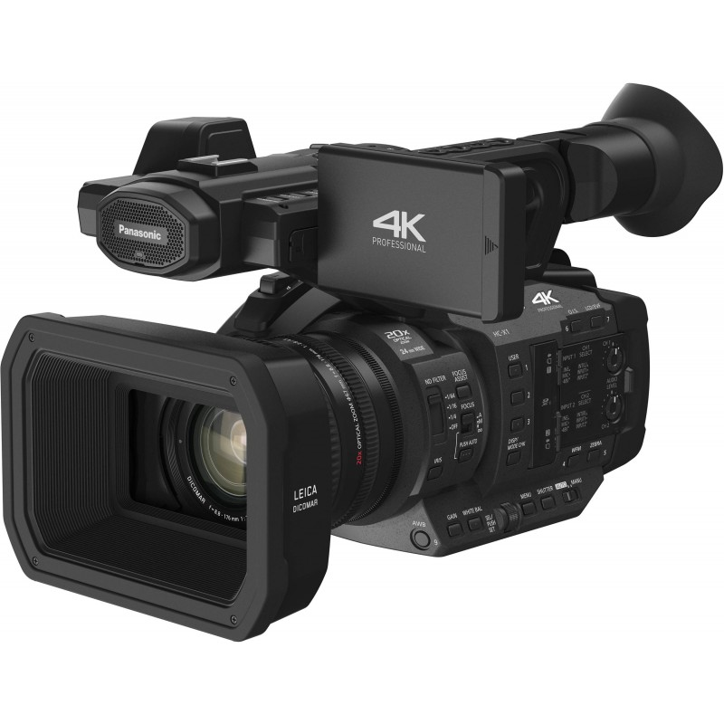 Panasonic HC-X1, must