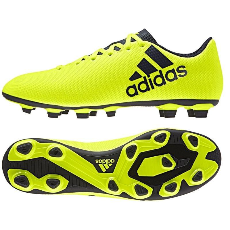 Men's football shoes adidas X 17.4 FxG M S82401