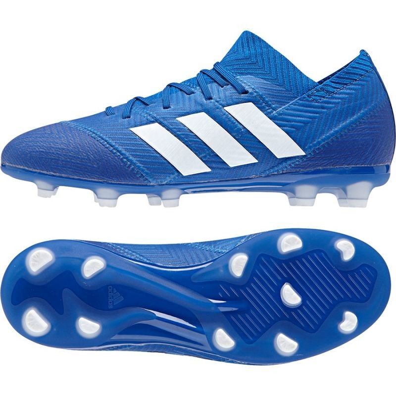 Kids football Chaussures adidas Nemeziz FG FG Nemeziz Jr DB2348 Training 8706b7