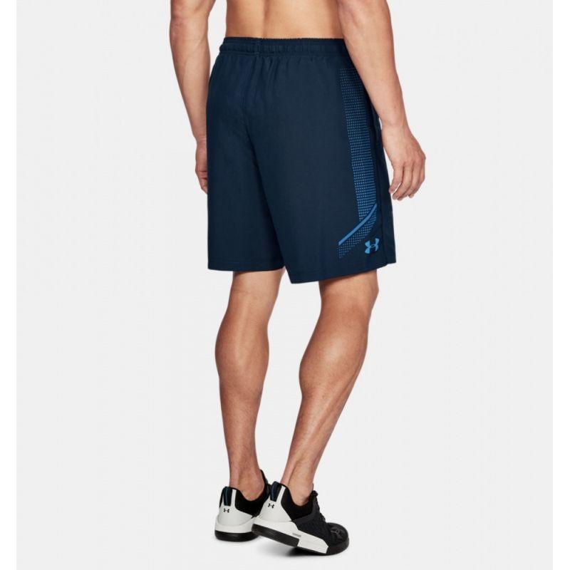 Men's training shorts Under Armour Woven Graphic Short M 1309651 408