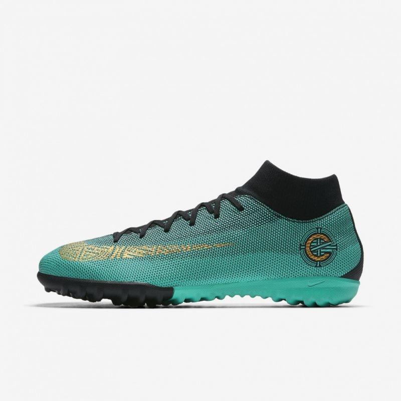Men s football shoes Nike Mercurial Superflyx 6 Academy CR7 TF M AJ3568-390 55bcd9252355