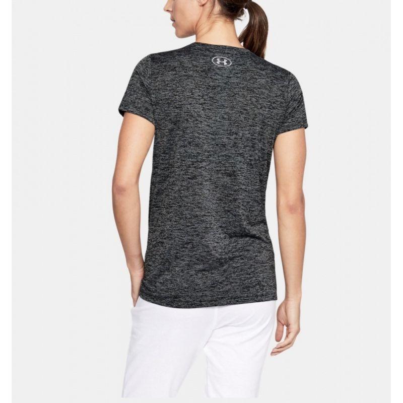 e3e3d235e Women's training shirt Under Armour Tech Graphic Twist SSC W 1309897-001
