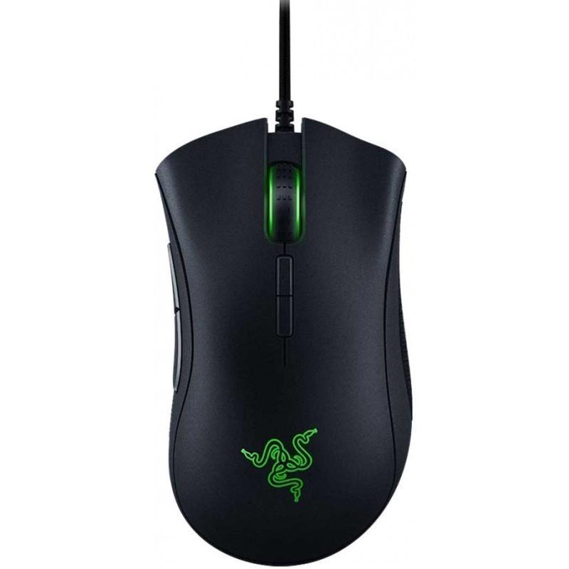 Razer hiir DeathAdder Elite, must