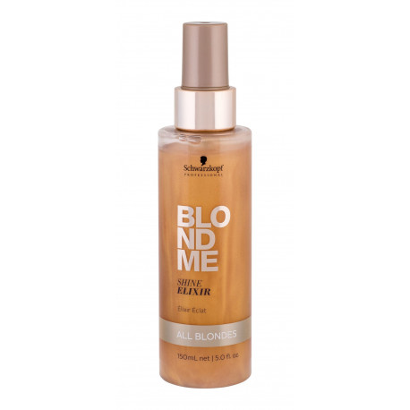 Schwarzkopf Blond Me Shine Elixir (150ml) - Hair serums - Photopoint 7bde5825c1958