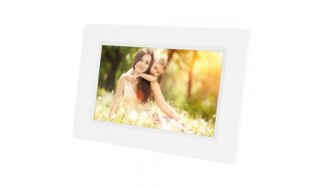 Sdf 732wh Frame Photo Digital 7cal Usb Sd Sdhc Mmc Digital