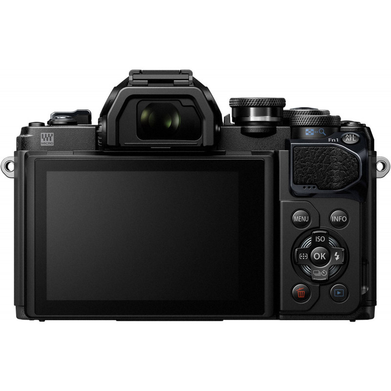 Olympus OM-D E-M10 Mark III + 14-42mm II + 40-150mm Kit, must