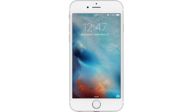 Apple iPhone 6s 32GB, sudrabots