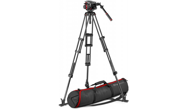Manfrotto штатив MVK504TWINGC 504 + Twin GS