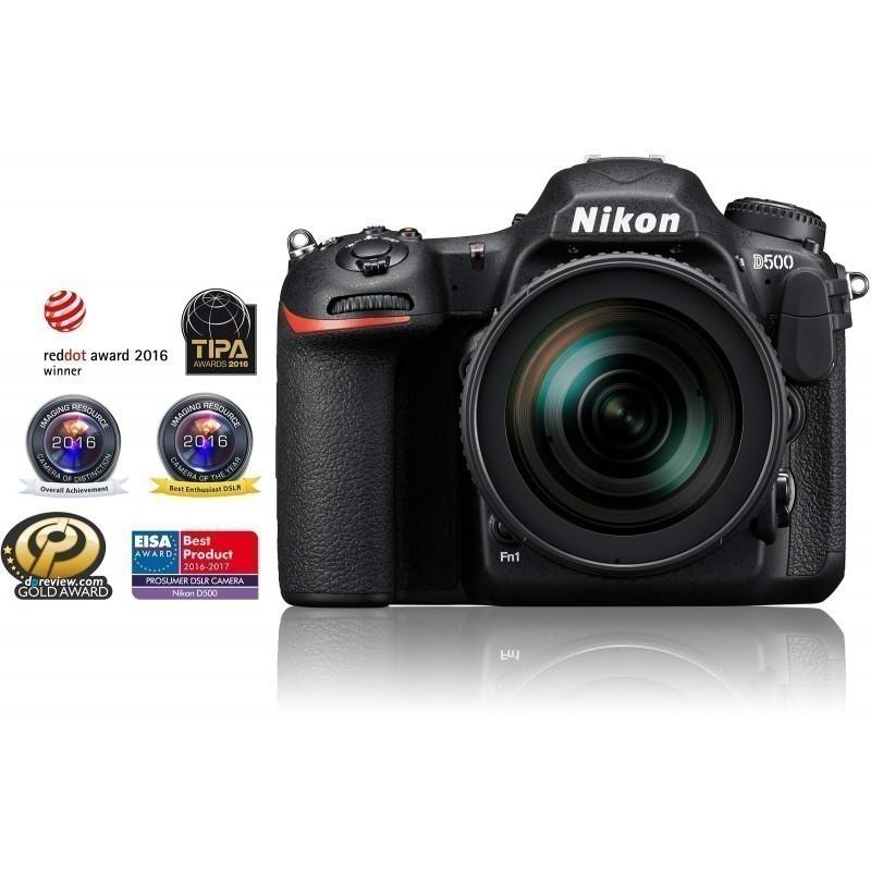 Nikon D500  korpuss