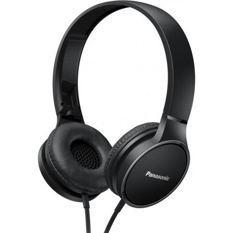 Panasonic наушники + микрофон RP-HF300ME-K, черный