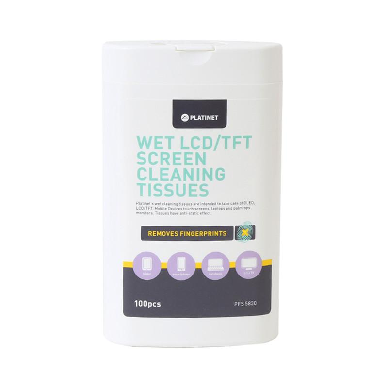 Platinet cleaning wipes PFS5830 100pcs