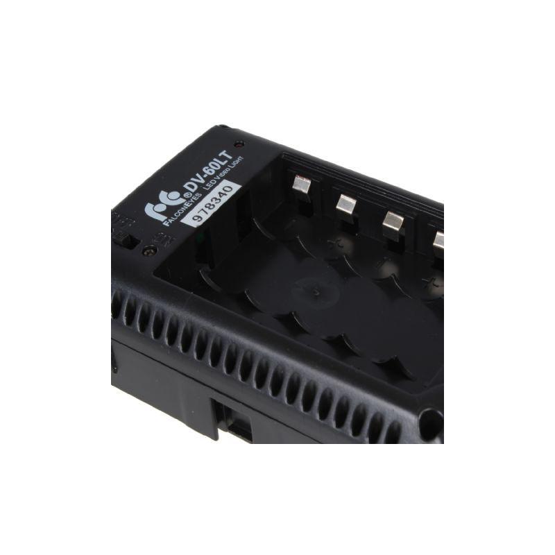 Falcon videovalgusti LED Set DV-60LT