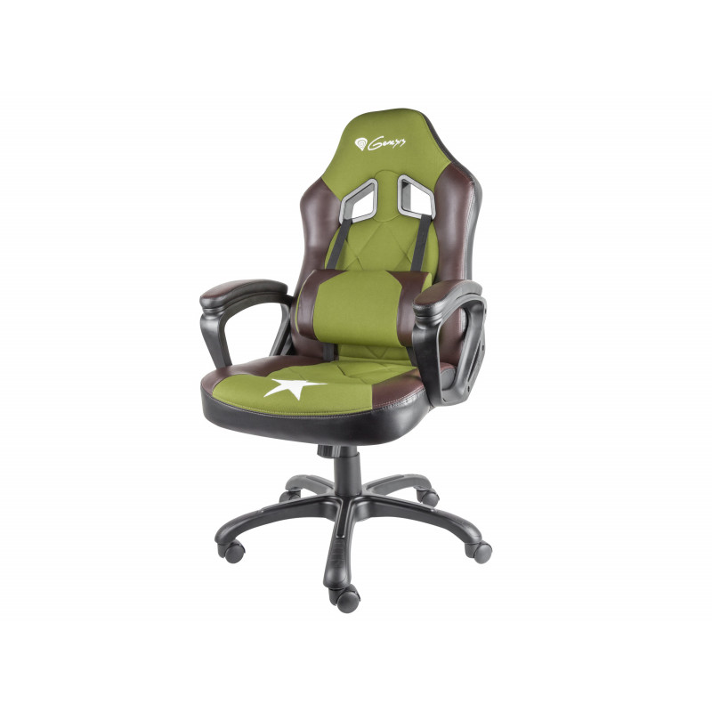 Gaming Chair Genesis Nitro 330 Military Limited Edition Post Test