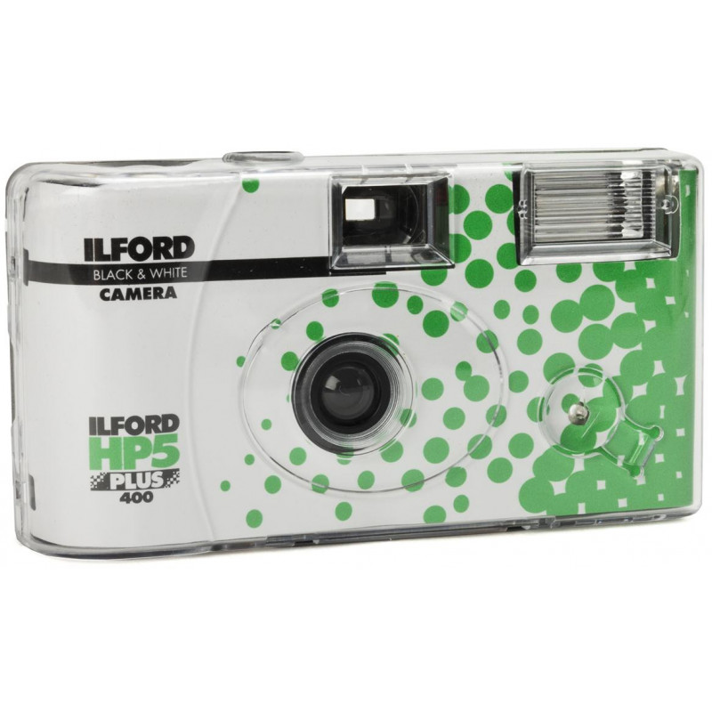 Ilford Single Use Camera HP5 Plus 24+3