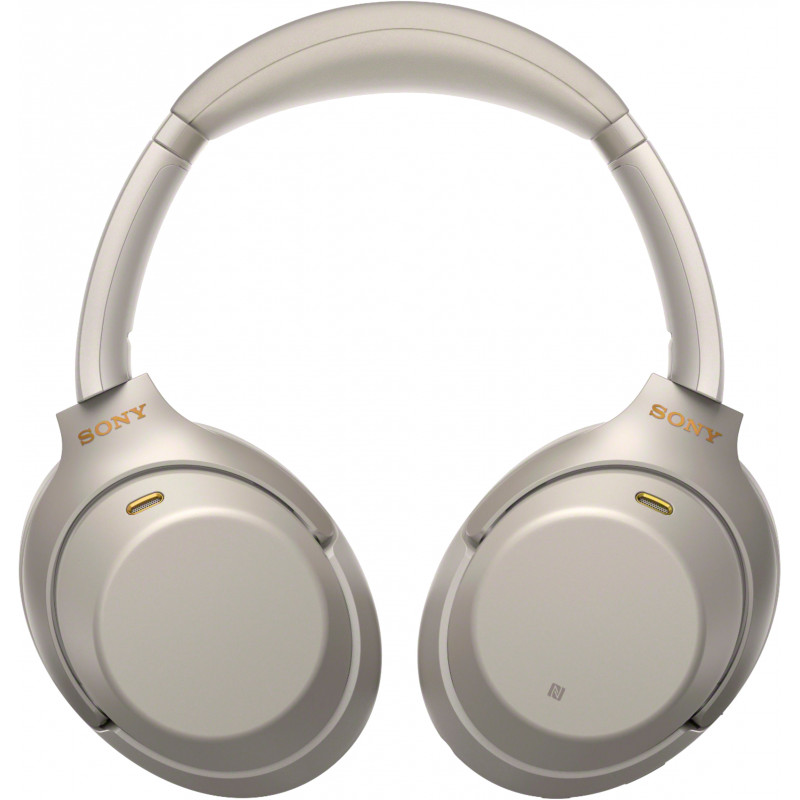 342e99c60c4 Sony juhtmevabad kõrvaklapid + mikrofon WH1000XM3, hõbedane ...