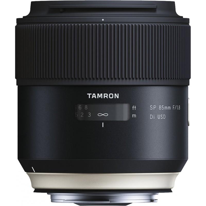 Tamron SP 85mm f/1.8 Di USD objektiiv Sonyle