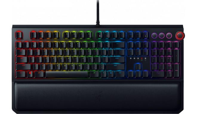 Razer klaviatūra Blackwidow Elite NO Green Switches