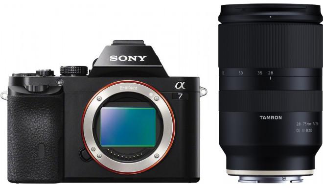 Sony a7 + Tamron 28-75mm f/2.8