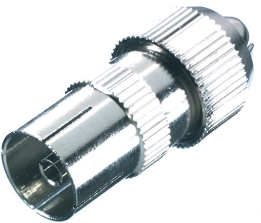 Vivanco antennikaabli otsik metallist (43012)