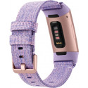 Fitbit activity tracker Charge 3, lavender/rose gold