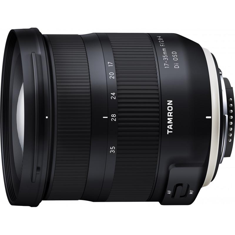 Tamron 17-35mm f/2.8-4 DI OSD objektiiv Nikonile