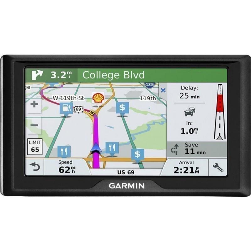 Garmin Drive 61 LMT-S Kesk-Euroopa (avatud pakend)