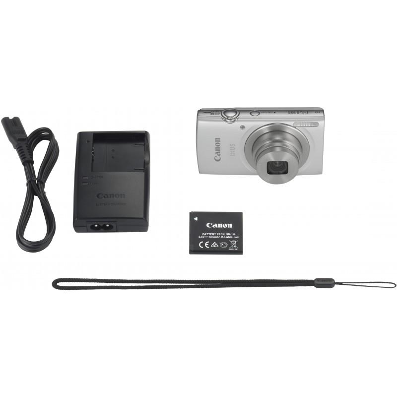 Canon Digital Ixus 185, silver