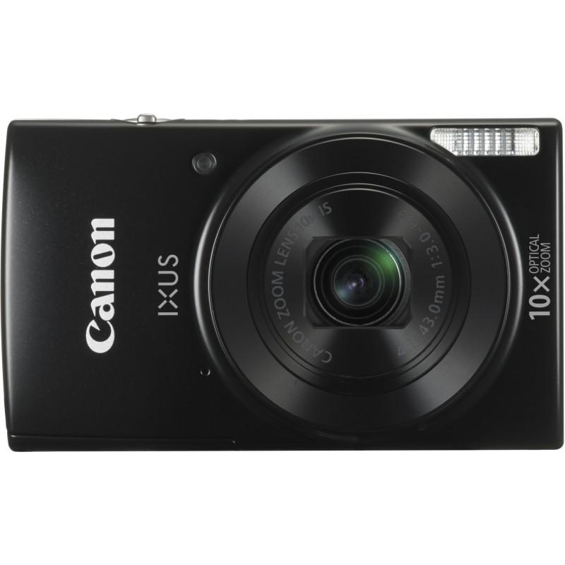 Canon Digital Ixus 190, черный