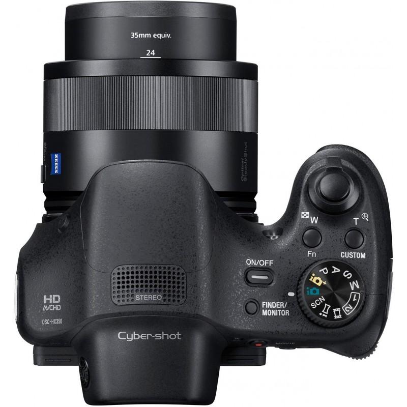 Sony DSC-HX350, черный