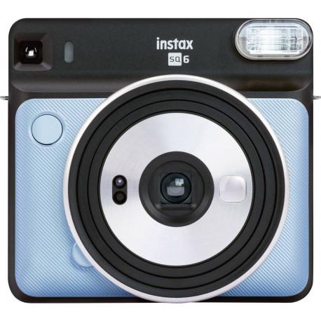 Fujifilm Instax Square SQ6, бирюзовый