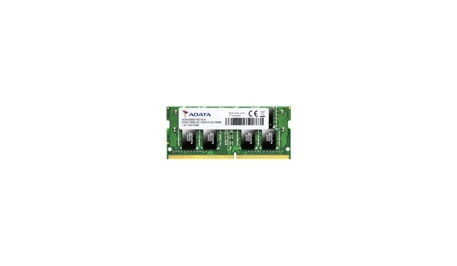 Adata RAM 4GB DDR4 2666 CL19 SO-DIMM 512x8