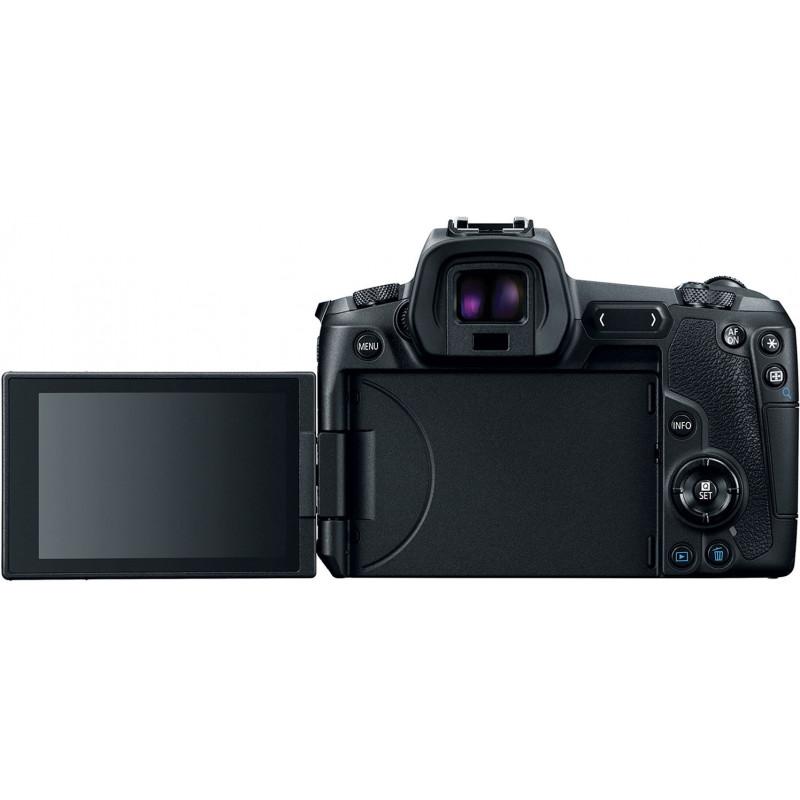 Canon EOS R + adapter EF-EOS-R + Tamron 17-35mm OSD