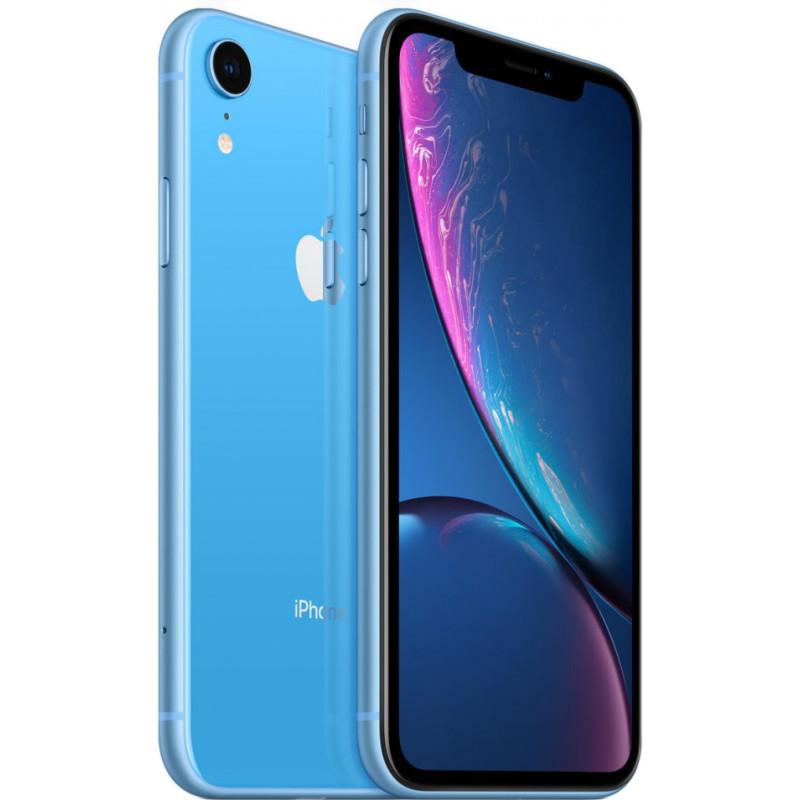 Apple iPhone XR 64GB, голубой