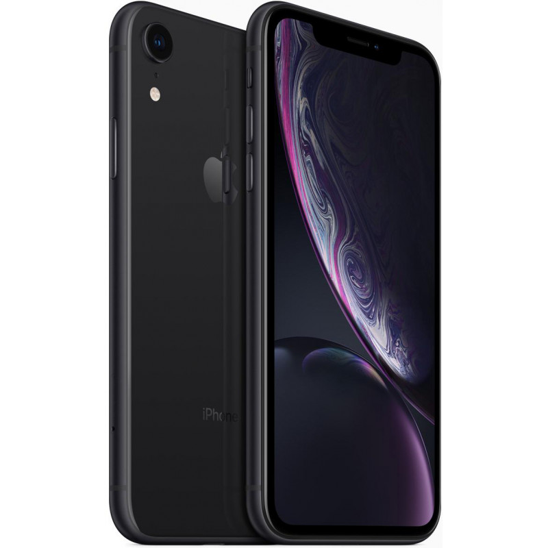 Apple iPhone XR 64GB, черный